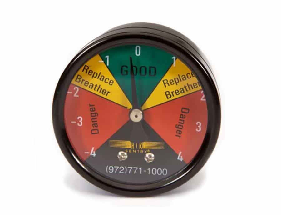 Compound Indicating Gauge -