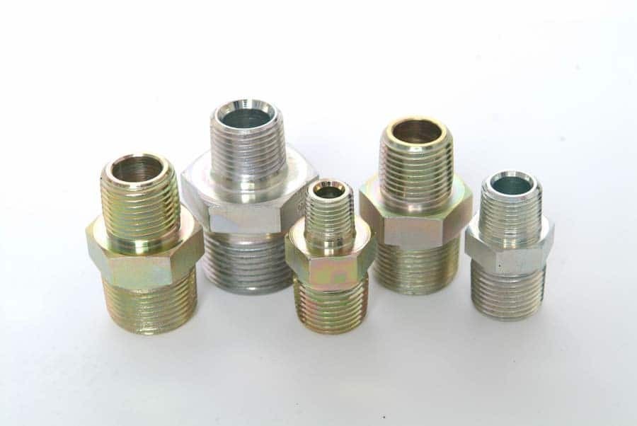 Threaded Metal Adapters -