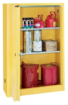 Fluid Safety Cabinet - Manual - 60 gallon -