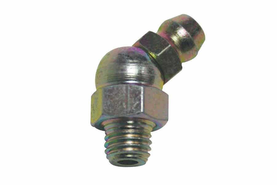 "Grease Fittings - 1/8"" 45° - Short -"
