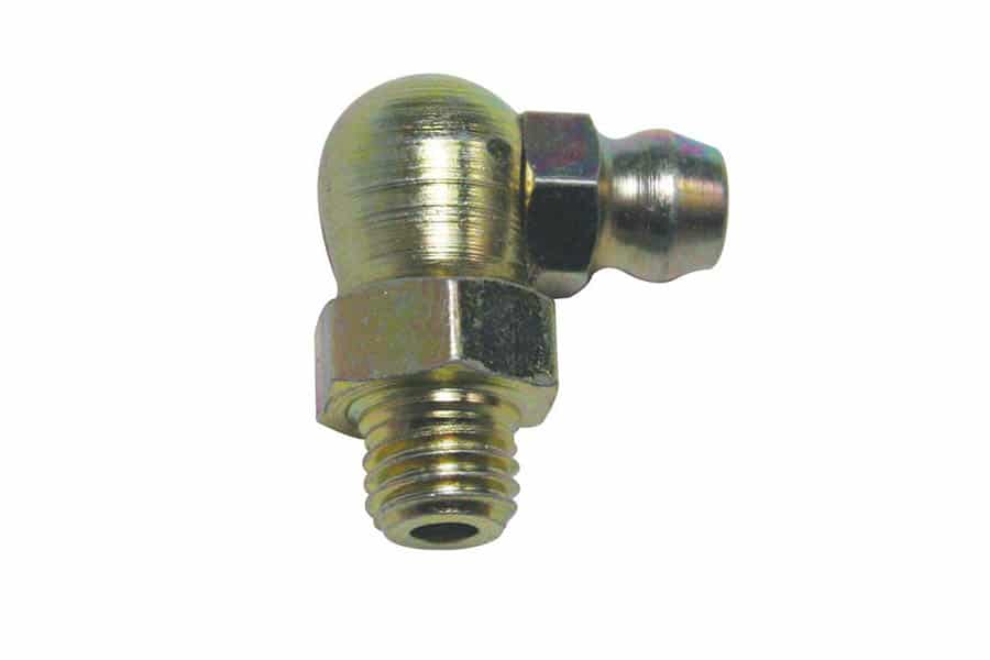 "Grease Fittings - 1/8"" 90° - Short -"