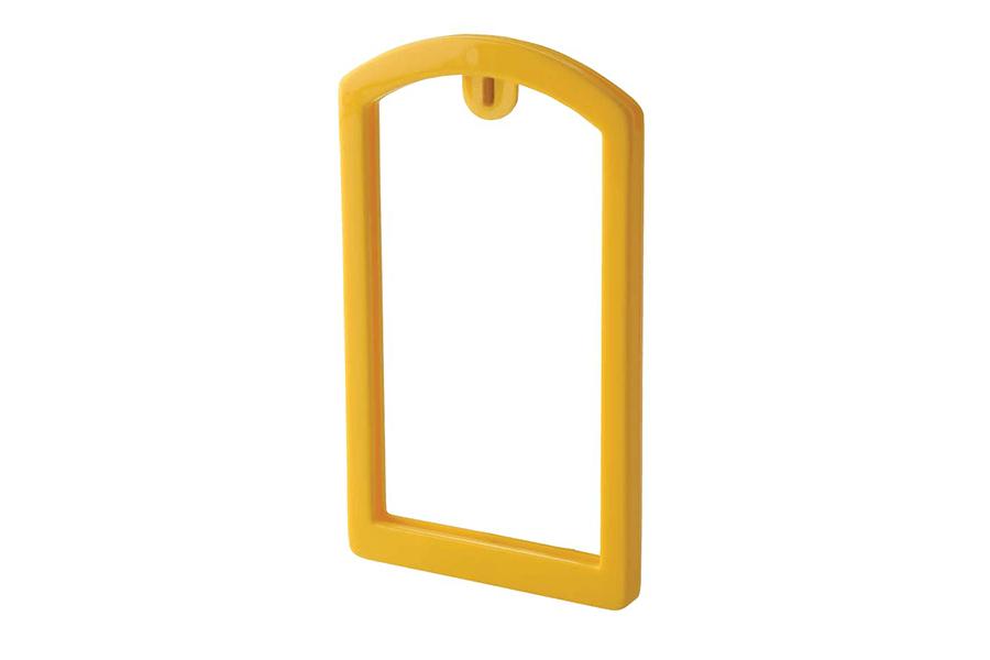 Label Pocket Frame -