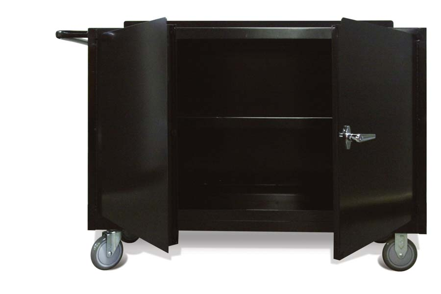 Heavy Duty Mobile Work Center - w/o Drawers -